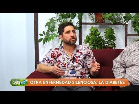 Frutas en la diabetes tipo 2