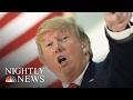 President-Elect Donald Trump Escalates Antagonism Of U.S. Intel Community | NBC Nightly News