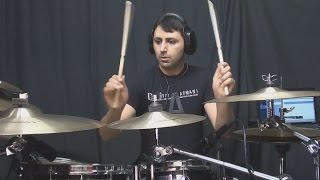 Strung Out - Firecracker (drum cover) (20 years anniversary!!)