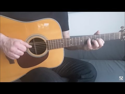 Police - Message in a Bottle - Acoustic Guitar Cover Fingerstyle