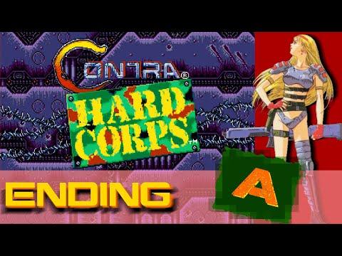contra hard corps hack apk