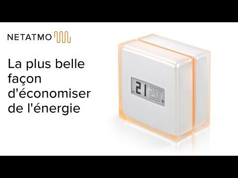 Vidéo présentation thermostat