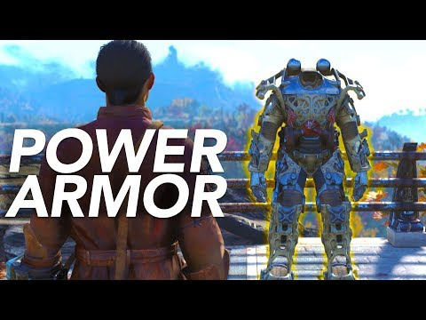 How To Get Power Armour Quickly In Fallout 76