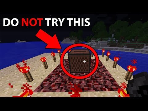 Why You Should NEVER Do The Disc 11 Ritual In Minecraft (Scary Minecraft Challenge) Mp3