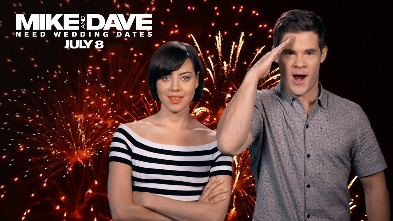Mike and Dave Need Wedding Dates - Fireworks Tips