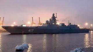 Пополнения Военно-морского флота России/Фрегат Адмирал Горшков