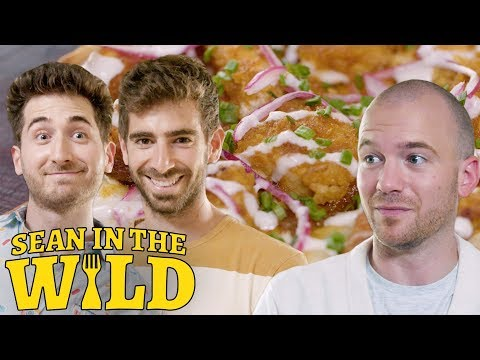 5-Ingredient Stoner Snacks with Brothers Green Eats | Sean in the Wild