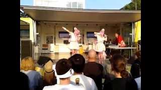 YUIMINO ユイみの Live @ Japantag Düsseldorf 2012