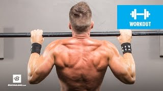 Functional Muscle Back Workout | Scott Mathison by Bodybuilding.com