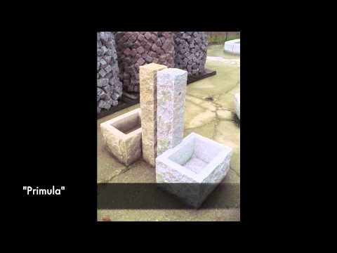 Fontane in pietra naturale