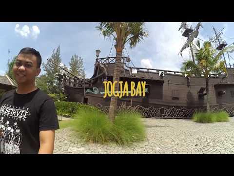 Jogja Bay Waterpark Terbesar di Jogja (VLOG #17)