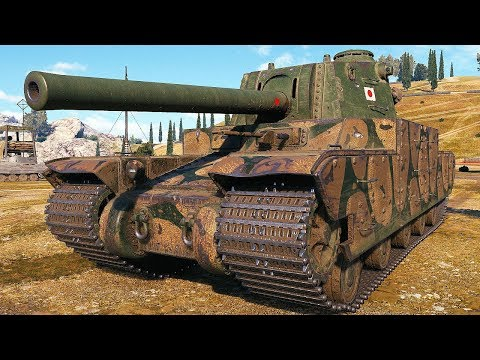 Type 5 Heavy - SLOW BUT STRONG - World of Tanks Gameplay