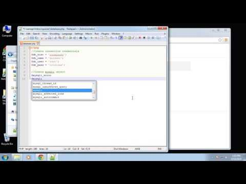 Learn to Design a PHP Quizzer using PHP and MySQL - Part 3