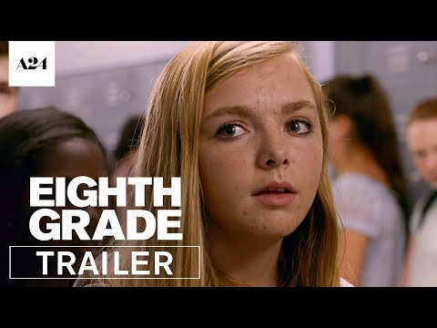 Video trailer för Eighth Grade | Official Trailer HD | A24