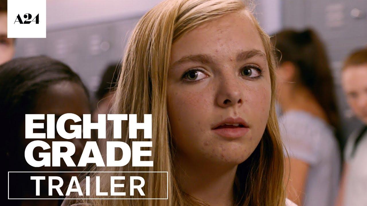 >Eighth Grade | Official Trailer HD | A24
