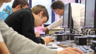 preview picture of video 'FH Aachen - Bachelor-Studiengang Elektrotechnik'