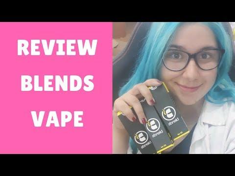 Review Blends Vape (PT – BR)