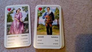 Gypsy Cards Meanings Part 2