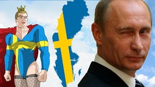 Why would Putin want Sweden?