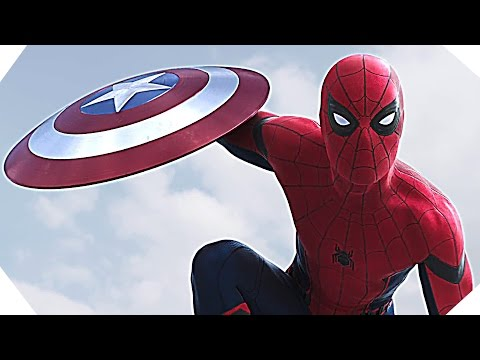 "VIDEO - ""Captain America: Civil War"": Spider-Man prompted surprise from the new trailer"