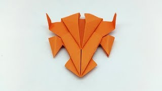 How To Make Sci Fi Spacecraft With Paper - DIY Paper Toy