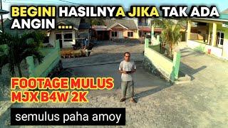 Footage Mulus Drone MJX Bugs 4W + Kogan