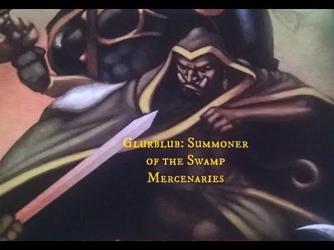 Advanced Concepts: Summoner Wars Alliances - Glurblub