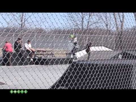 Designing the Ojibway Park Skate Plaza