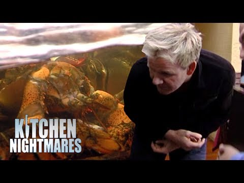 Kitchen Nightmares Gordon Likes The Food Youtube