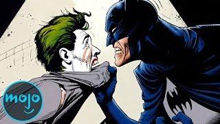 Top 10 Batman Problems Fans Won't Admit