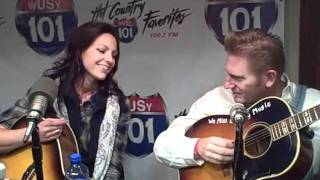 Joey and Rory - God Help my Man