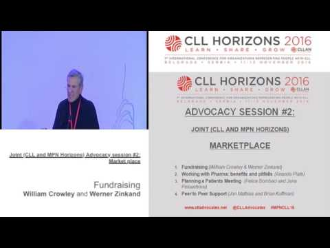 Advocacy session #2: Fundraising