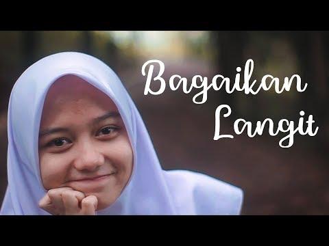 Download Potret - Bagaikan Langit (Cover Karin) HD Mp4 3GP Video and MP3