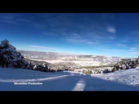 Journée ski à lans en vercors  - © Eric Bonnin