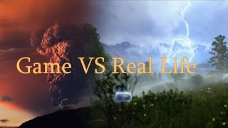 GRAPHICS VS REAL LIFE (music video)
