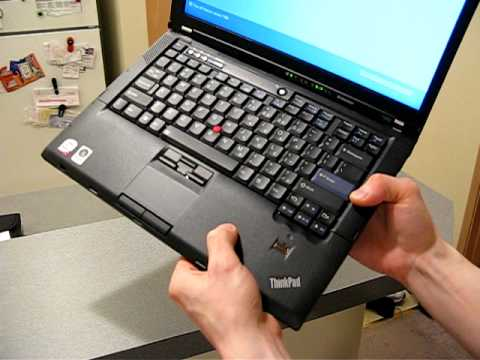 Lenovo Thinkpad T400 Review