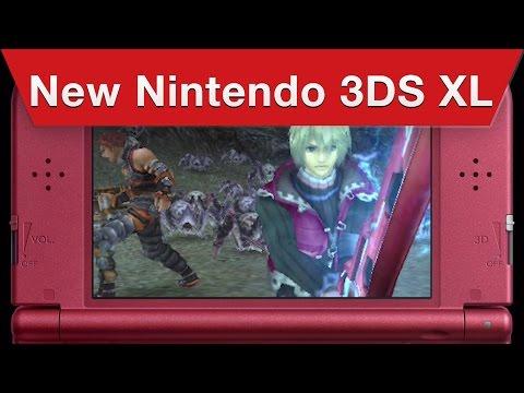 Xenoblade Chronicles 3D - Heir to the Monado trailer