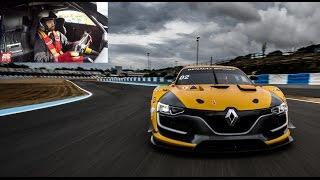 Renault Sport R.S. 01 (2015) - Essai vidéo
