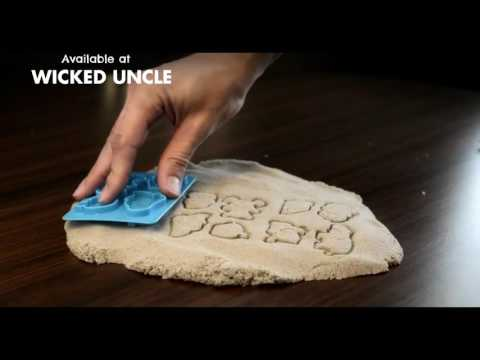 Youtube Video for Kinetic Sand 1kg - Falls in Slow Motion!