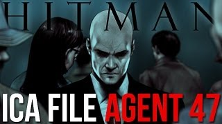 Hitman Absolution [US] - Agent 47 ICA File