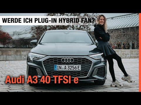 Audi A3 Sportback 40 TFSI e (2021) Werde ich Plug-in Hybrid Fan? 💥🤔 Fahrbericht | Review | Preis