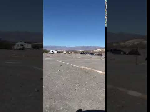 Video Of Death Valley/Sunset, CA