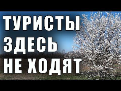 Крым, который не видят туристы. Красногвардейский район Красногвардейское и Петровка. Памятник Рублю