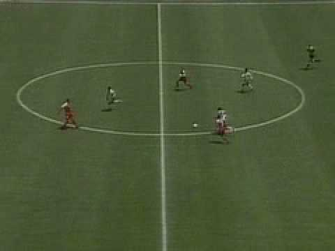 5 – SaeedAl-Owairan, Saudi Arabia v Belgium, 1994 World Cup – 90 World Cup Minutes In 90 Days
