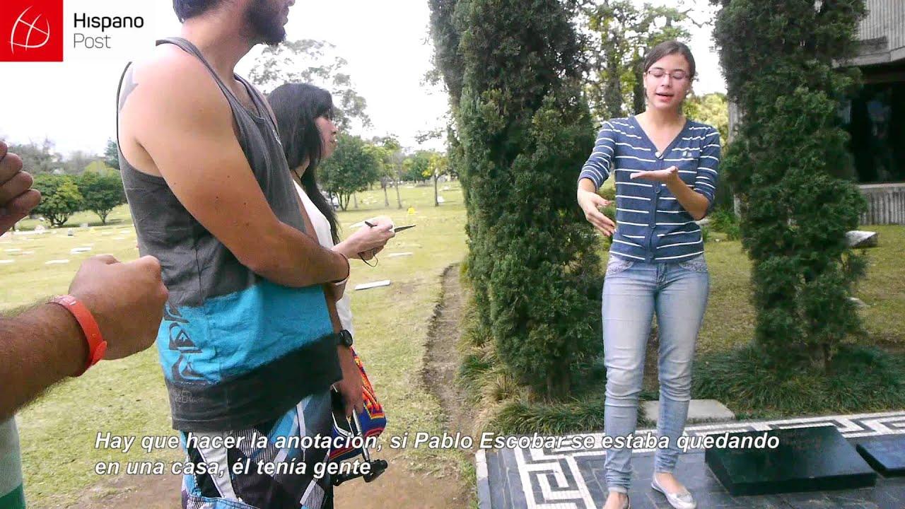 Nos colamos en el tour de Pablo Escobar en Medellín