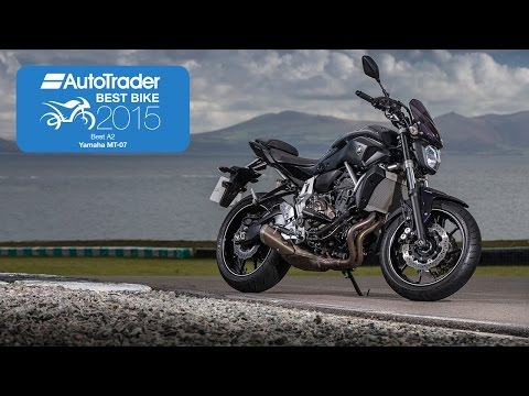 2015 Best A2 Licence Bike - Yamaha MT 07 - Best Bike Awards