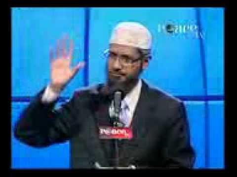 Dr Zakir Naik the qur'ann