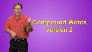 Its Fun To Make 2 Words 1  Version 2   Compounds Words   Compound Words Song   Jack Hartmann