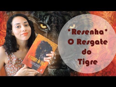 TRACINHAS: O Resgate do Tigre, por L�dia Rayanne