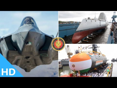 Indian Defence Updates : F-35C For INS Vishal,Project-16 Destroyers,5th Gen ATGM,INS Vela Launch